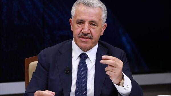 Ulaştırma Bakanı Ahmet Arslan - Sputnik Türkiye