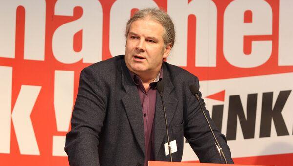 DIE LINKE. NRW: Andrej Hunko - Sputnik Türkiye
