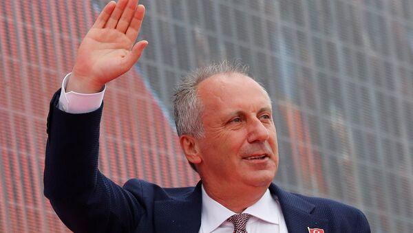 Muharrem İnce - Sputnik Türkiye