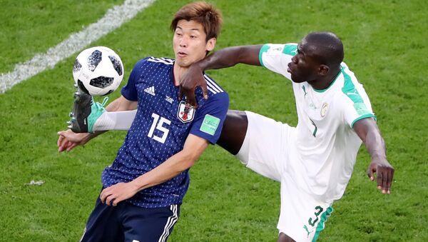 Japonya- Senegal - Sputnik Türkiye