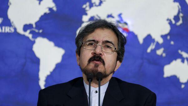 İran Dışişleri Bakanlığı Sözcüsü Behram Kasımi - Sputnik Türkiye