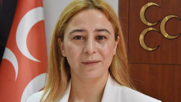 Esin Kara - Sputnik Türkiye