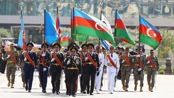 Azerbaycan ordusu - Sputnik Türkiye