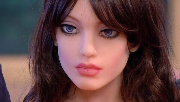 Samantha the Sex Robot - Sputnik Türkiye