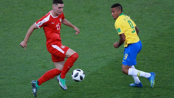 Serbia - Brazil World Cup Match. 2018 - Sputnik Türkiye