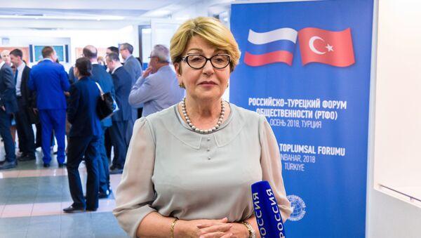 Moskova'daki Rus-Türk Dostluk Akşamından kareler - Sputnik Türkiye