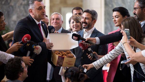 24 Haziran sonrası yeni TBMM milletvekili kayıtları - Sputnik Türkiye