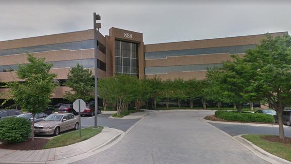 Capital Gazette building in Annapolis, Maryland - Sputnik Türkiye