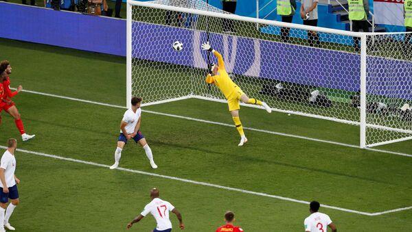 Belçika, İngiltere'yi 1-0 mağlup etti - Sputnik Türkiye