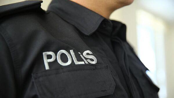 Polis, Türk polisi - Sputnik Türkiye