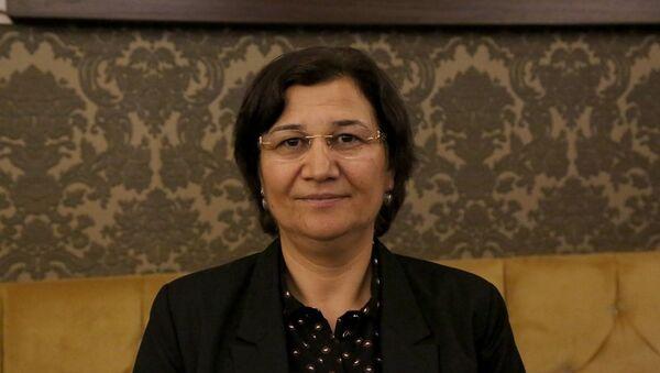 Leyla Güven - Sputnik Türkiye
