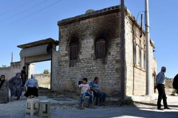 Atatürk'ün Afrin'deki tarihi karargahı bulundu - Sputnik Türkiye