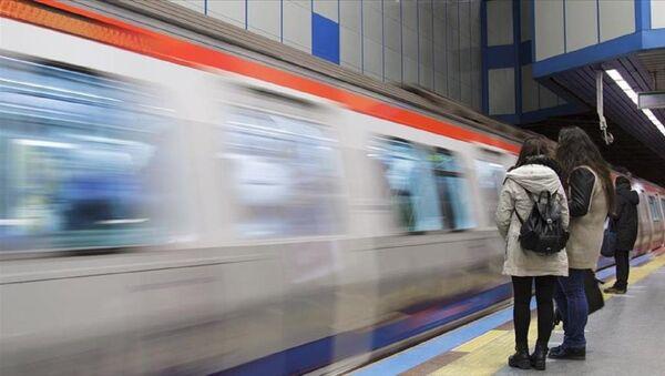 İstanbul metrosu, metro - Sputnik Türkiye
