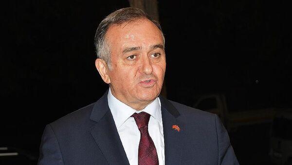 MHP Grup Başkanvekili Erkan Akçay - Sputnik Türkiye