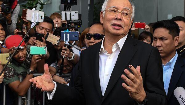 Eski Malezya Başbakanı Necip Rezak - Sputnik Türkiye