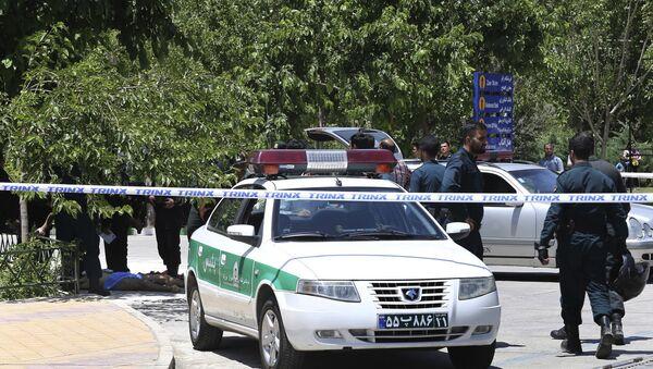 İran polis - Sputnik Türkiye