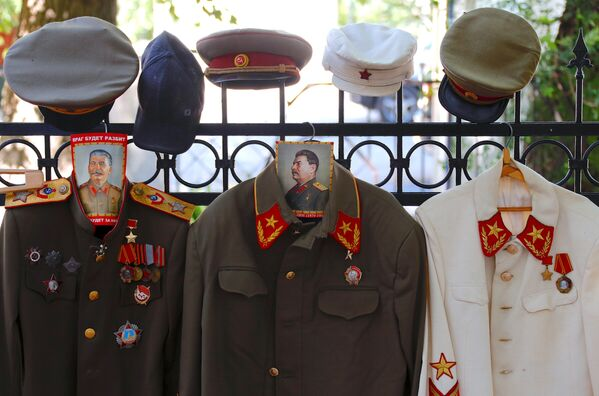 Samara'daki Stalin'in sığınağı - Sputnik Türkiye