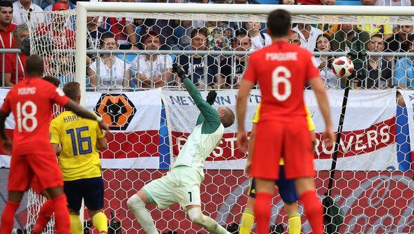 İngiltere İsveç maçı - Sputnik Türkiye