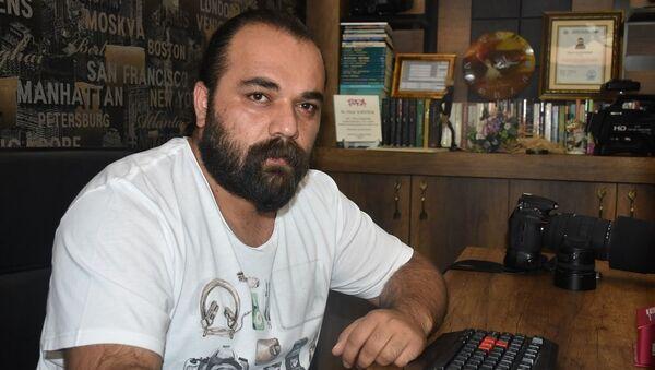 Fotoğrafçı Onur Albayrak - Sputnik Türkiye