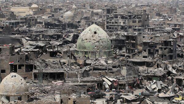 Musul'un IŞİD'den kurtuluşunun 1. yıldönümü - Sputnik Türkiye