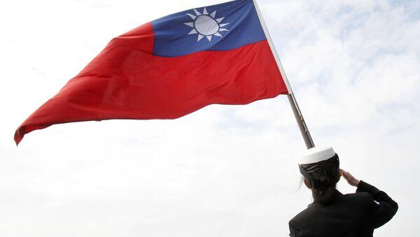 Tayvan bayrağı - Sputnik Türkiye