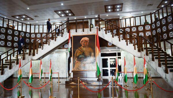 Irak Kürt Bölgesel Yönetimi Meclis'i - Sputnik Türkiye
