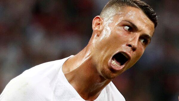 2018 FIFA Dünya Kupası'nda Cristiano Ronaldo - Sputnik Türkiye