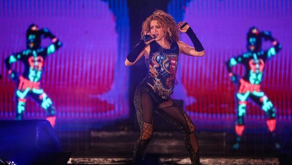 Shakira İstanbul'da konser verdi - Sputnik Türkiye