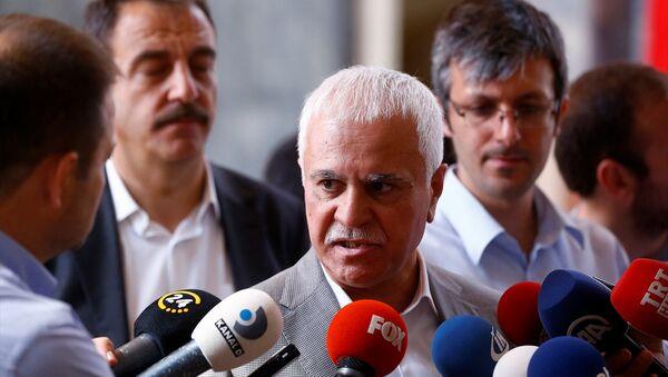 İYİ Parti Genel Başkan Yardımcısı Koray Aydın - Sputnik Türkiye