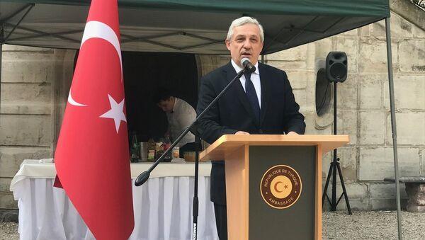 Türkiye'nin Paris Büyükelçisi İsmail Hakkı Musa - Sputnik Türkiye