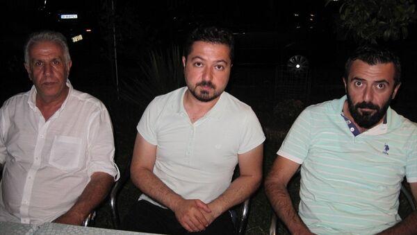 TRT ekibi Yunanistan'da gözaltına alındı - Sputnik Türkiye