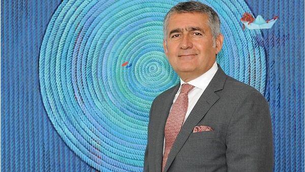 TÜRKONFED Başkanı Orhan Turan - Sputnik Türkiye