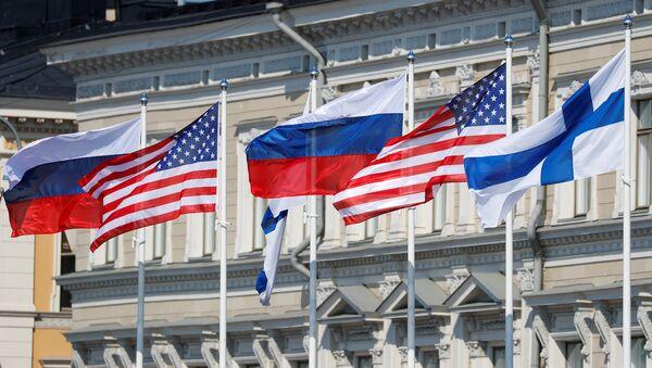 ABD- Rusya- Finlandiya - Sputnik Türkiye