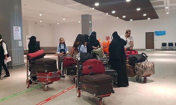 Ordu'nun yaylalarına Arap turist akını - Sputnik Türkiye