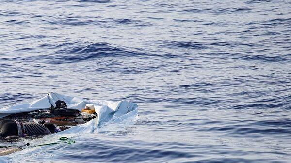 göçmen, mülteci, tekne - Sputnik Türkiye