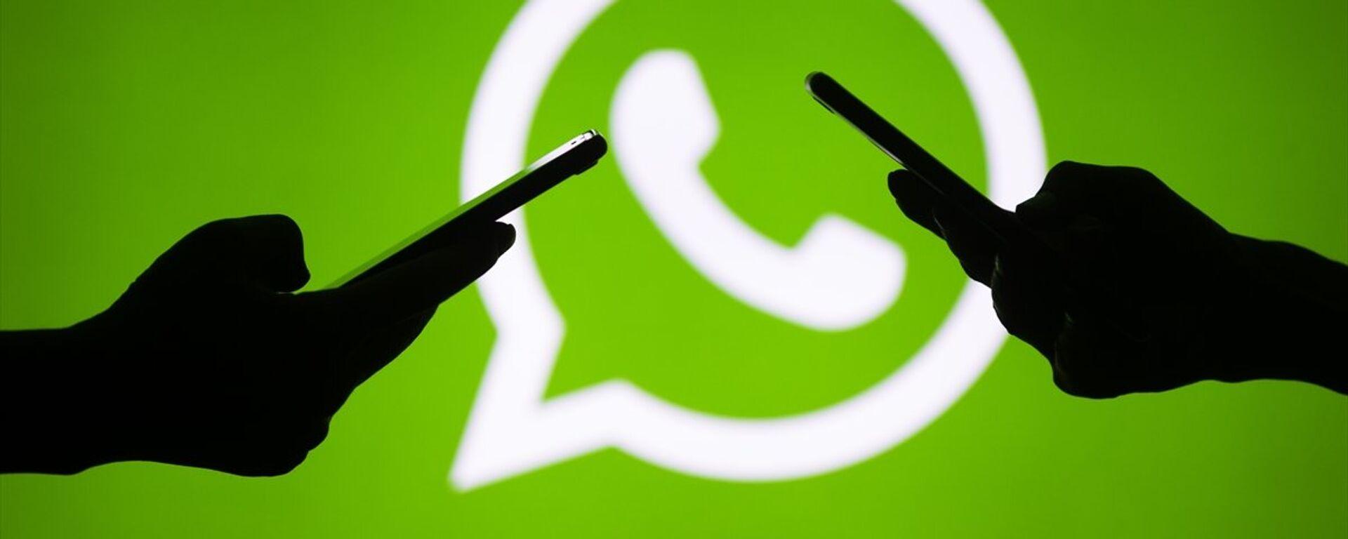 WhatsApp - Sputnik Türkiye, 1920, 07.01.2021