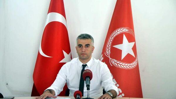 Vatan Partisi Genel Sekreteri Utku Reyhan - Sputnik Türkiye