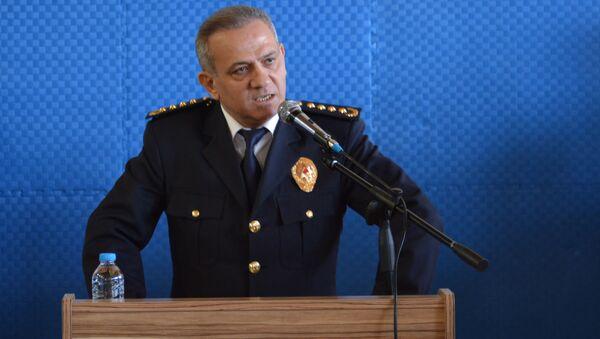 Kayseri Polis Meslek Eğitim Merkezi Müdürü Metin Tanrıver - Sputnik Türkiye