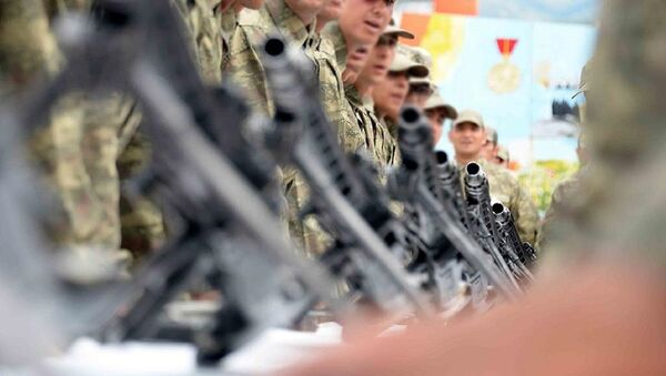 TSK, asker, bedelli askerlik, Türk askeri - Sputnik Türkiye