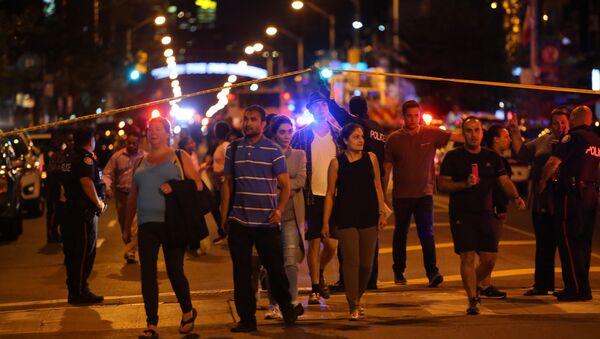 Toronto-Silahlı saldırı - Sputnik Türkiye