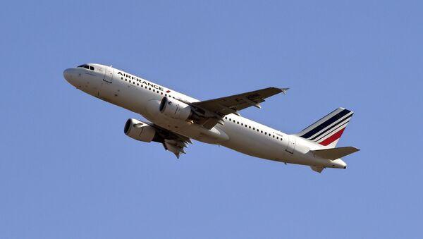 Air France uçağı - Sputnik Türkiye