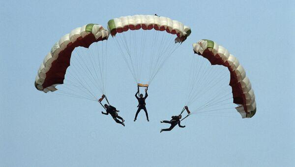 Gökten aşağa: SSCB'de paraşüt sporu - Sputnik Türkiye