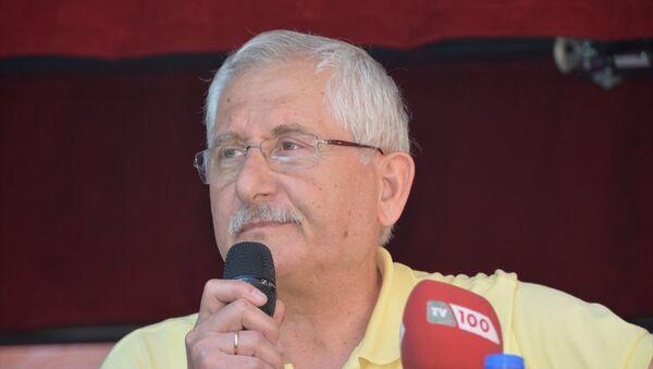 Yüksek Seçim Kurulu (YSK) Başkanı Sadi Güven - Sputnik Türkiye