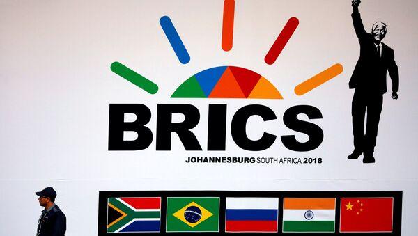 Güney Afrika'daki Johannesburg'da BRICS zirvesi - Sputnik Türkiye