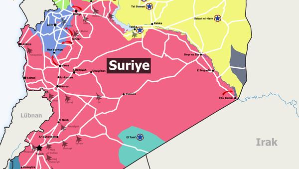 Suriye'deki son durum - Sputnik Türkiye