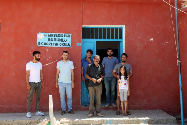 Diyarbakır'da akademik bir köy: Doktor, hakim, bürokrat, NASA'ya uzman yetiştirdi - Sputnik Türkiye