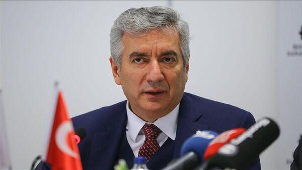 İstanbul Sanayi Odası Başkanı Erdal Bahçıvan - Sputnik Türkiye