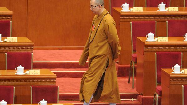 Çin'de #MeToo dalgası: Üst düzey Budist keşişe taciz suçlaması - Sputnik Türkiye