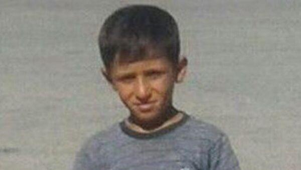 Gaziantep'te 9 yaşındaki Suriyeli çocuk kayboldu - Sputnik Türkiye