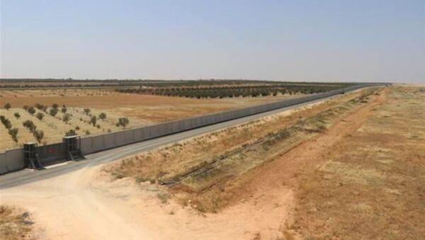 İran sınırına güvenlik duvarı - Sputnik Türkiye